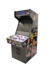 Arcade Machines ArcadeClassicsCAB