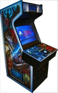Arcade Machines Blizzard