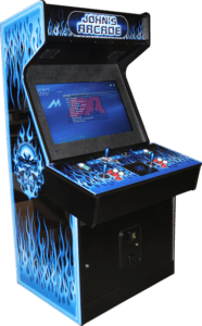 Arcade Machines Excalibur Extreme 1