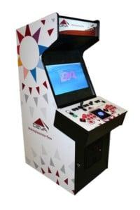 Arcade Machines Excalibur CEVA game