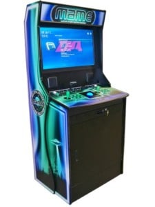 Arcade game machines - Kiocade Microsoft Aurora machine