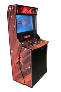 Arcade game machines - TotalNetworkCAB