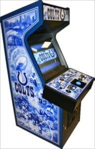 Arcade Machines colts