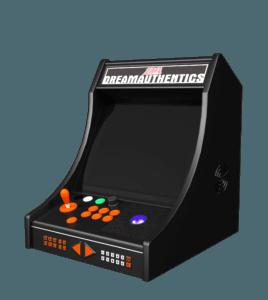 DreamAuthentics MAME Arcade - katana
