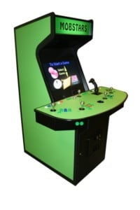 Arcade Machines mobstarsCAB