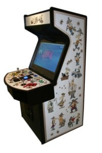 Arcade game machines thelawCAB