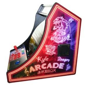 Arcade machines Galaga - Jukebox