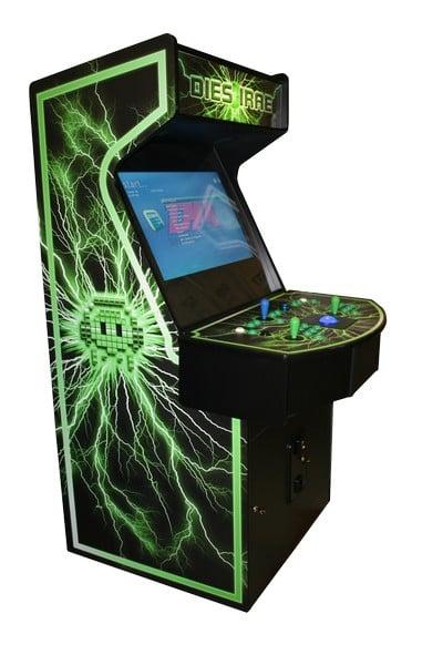 Arcade Machines DiesIRaeCAB
