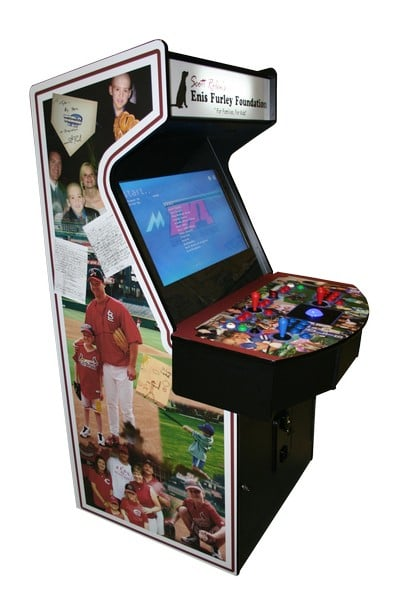 Arcade Machines EnisFurleyCAB
