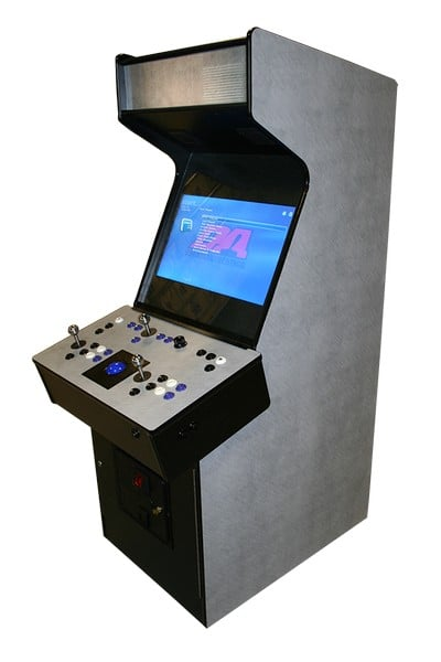 Arcade Machines Exc alibur Levine game