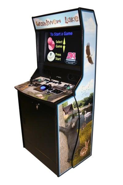 Arcade Machines GrandviewLakeCAB