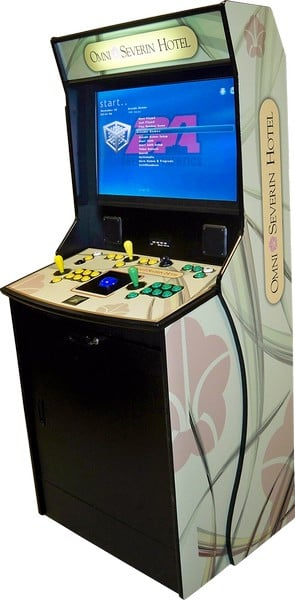 Arcade Machines Kiocade Omni1 machine