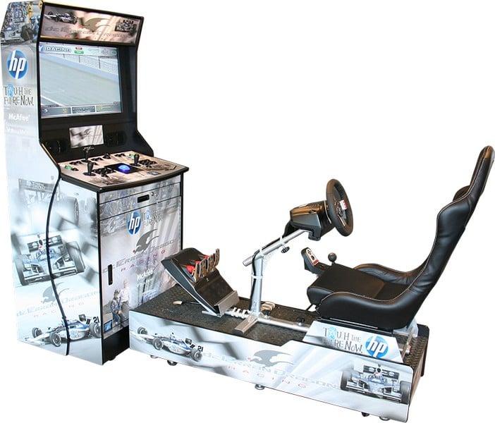 Arcade Machines Kiocade HP Luczo Drago 2010 machine