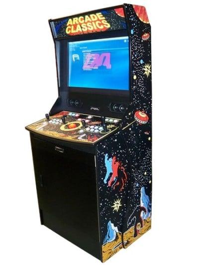 Arcade Machines Kiocade Space Invaders machine