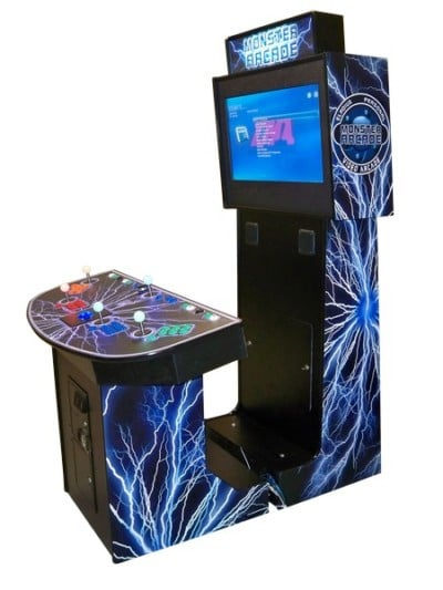 Arcade game machines MonsterArcadeCAB