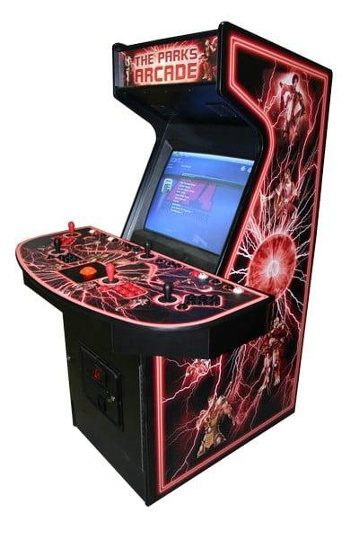 Arcade Machines ParksCAB