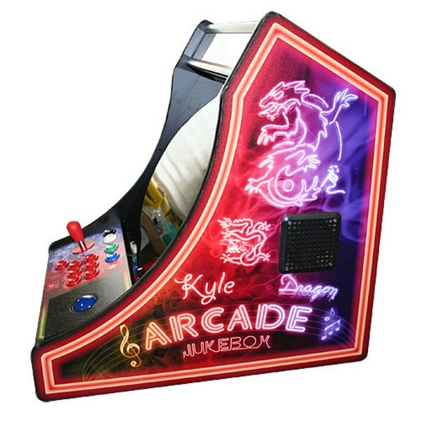 Arcade Machines Kyle Jukebox