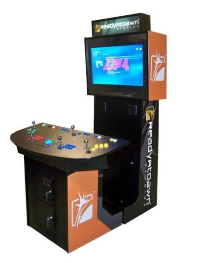 Arcade game machines ReadyatDawnCAB