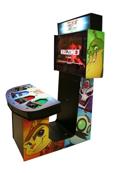 Arcade game machines SonyPS3CAB