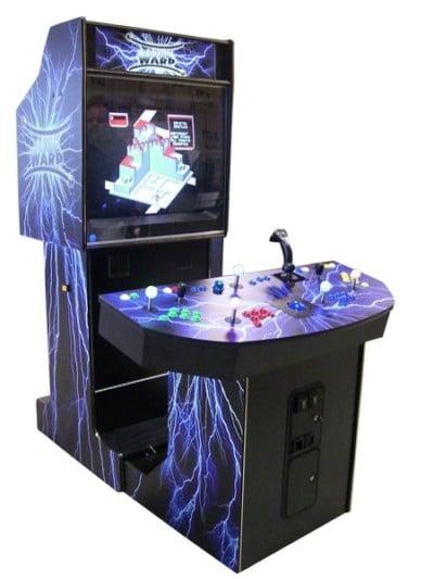 Arcade game machines TimeWarpCAB