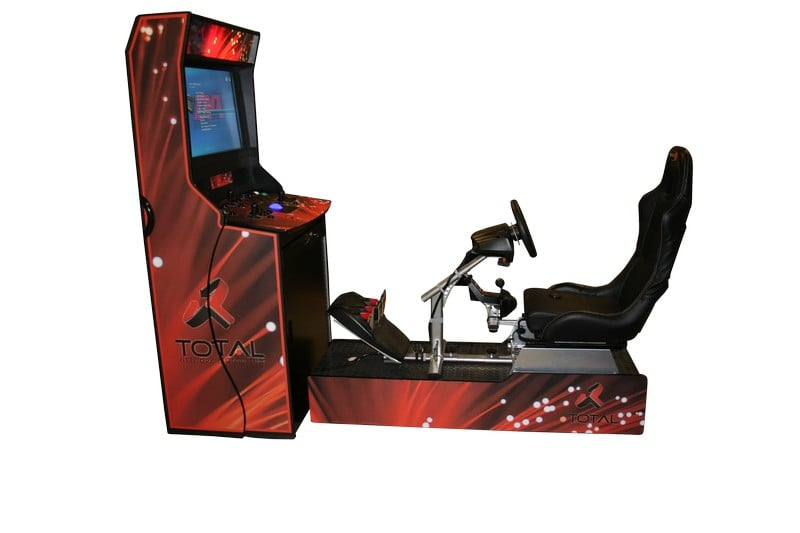 Arcade Machines TotalNetworkCABchair