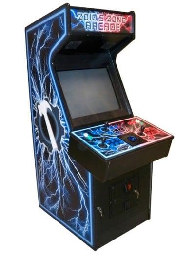 Arcade Machines ZoidZoneCAB
