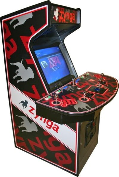 Arcade Machines Zynga-Quad