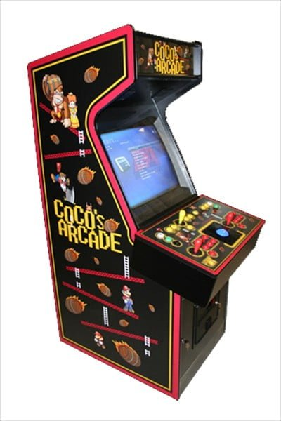 Arcade Machines cocos