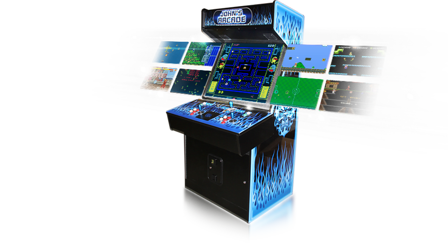 Arcade game machines excaliburkonzola