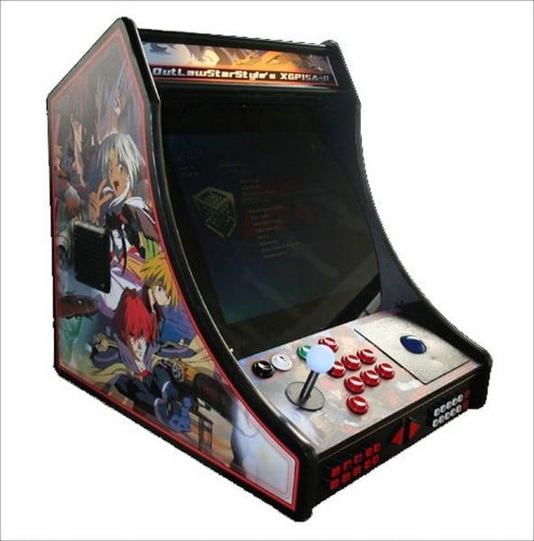 Arcade Machines katana2