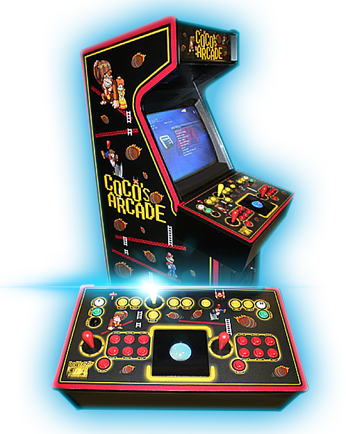 Arcade game machines konzola