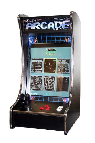 Arcade Machines mini katana front
