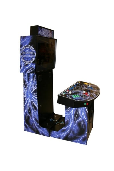 Arcade game machines tristarCAB