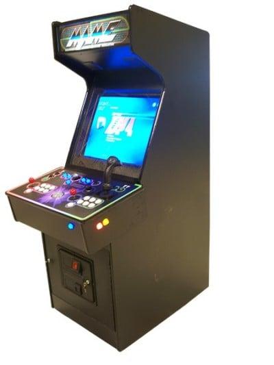 Arcade Machines volcano atari lighted buttons machine