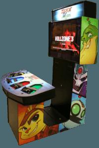 Arcade - Custom Desiged Arcades