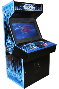 Arcade game machines - Excalibur HD Extreme