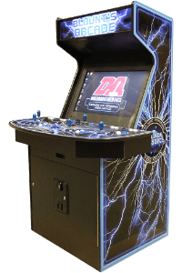 Arcade Machines - Ultra Quad Extreme