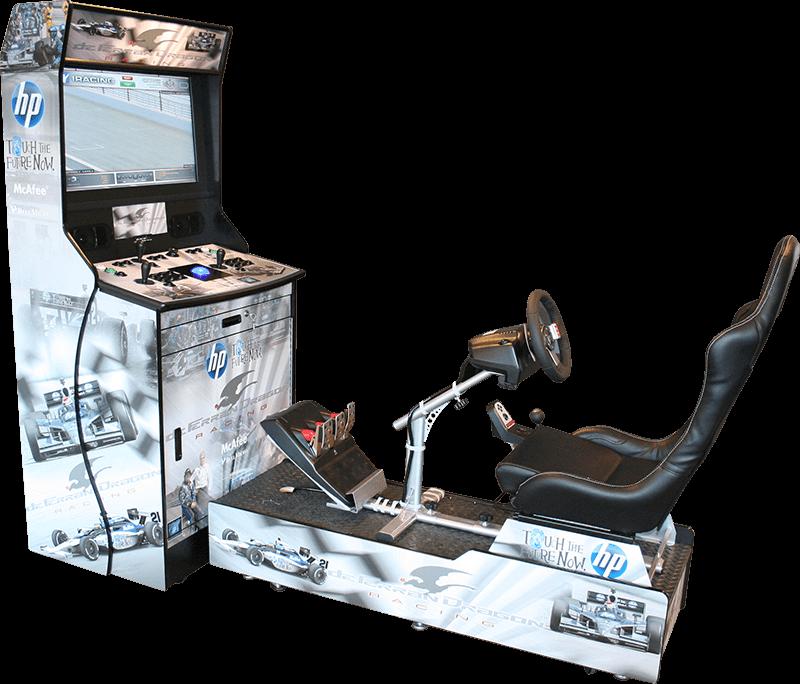 Home Arcade Racing System