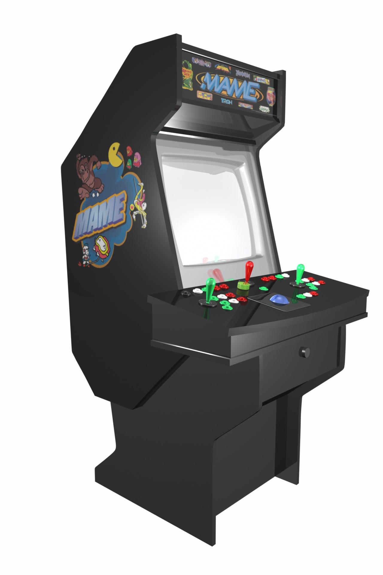 arcade cabinet icon | memsaheb.net
