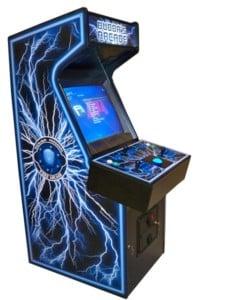 Arcade Machines BubbasArcadeCAB