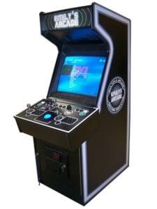 Arcade Machines Excalibur Estefan machine