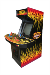 Arcade Machines FlameUQ