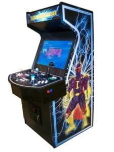 Arcade game machines InvincerCAB