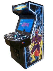 Arcade Machines InvincerCAB
