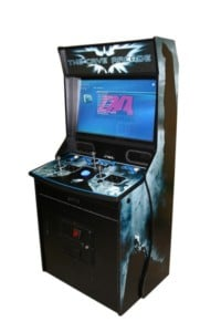 Arcade game machines - Kiocade Batman machine