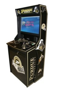 Arcade game machines - Kiocade Purdue machine