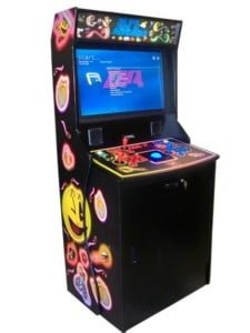 Arcade game machines - Kiocase Arcade Classics Black machine