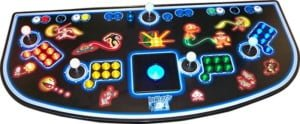 Arcade Machines New Ultra Quad lighted everything CP
