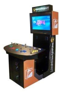 Arcade Machines ReadyatDawnCAB