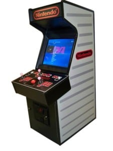 Arcade Machines excalibur nintendo machine